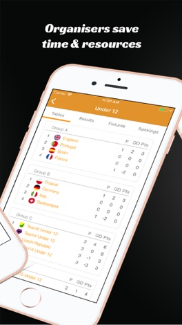 how to scan with iphone competize tournaments leagues for iphone appszoom 2306