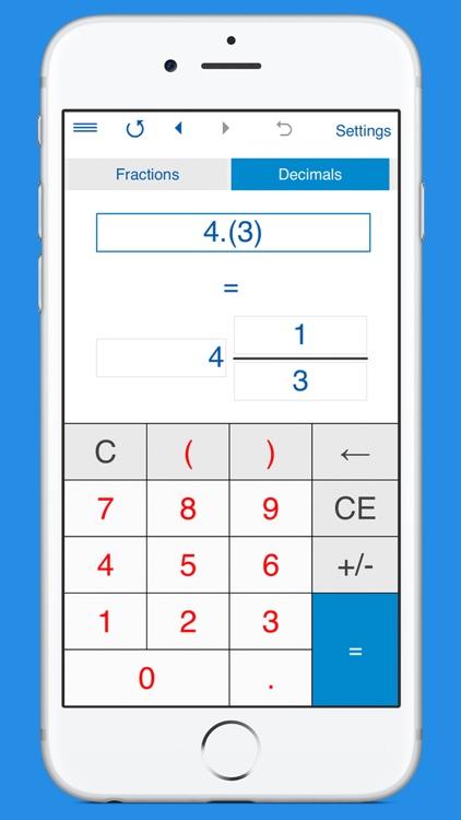 Fraction Converter Calculator screenshot-5