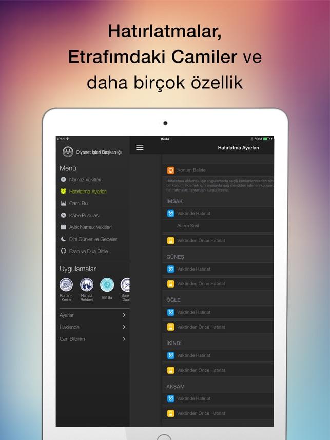 Namaz Ezan Vakti In De App Store