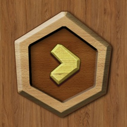 Woody Puzzle - Hexa Merged!