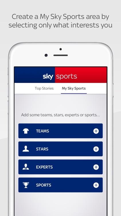 Sky Sports screenshot-3