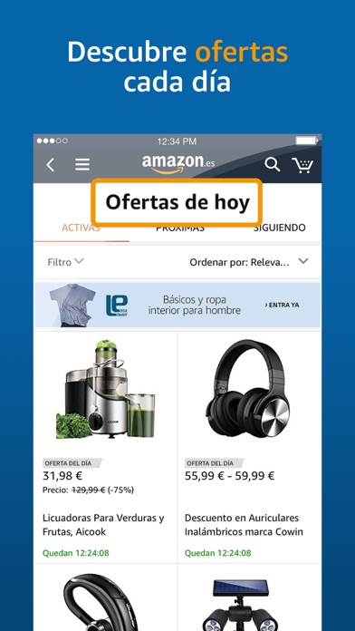 download Amazon Móvil apps 2