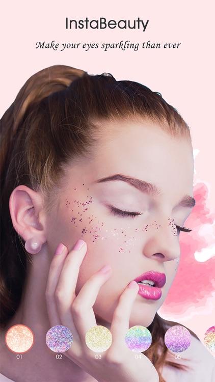 InstaBeauty - Makeup Camera!