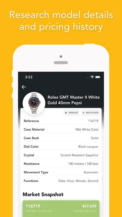 WatchBox - Buy, Sell & Trade screenshot-5