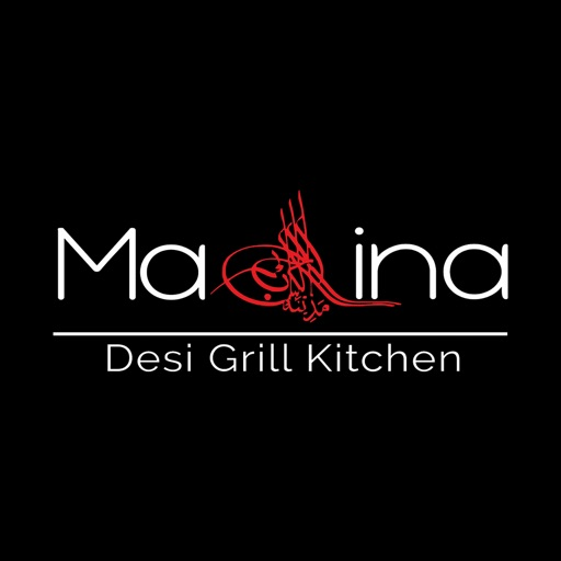Madina Desi Grill Kitchen