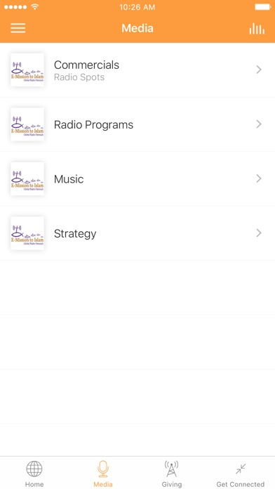 Global Radio Outreach screenshot 2