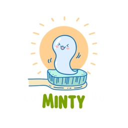 Minty the Toothpaste