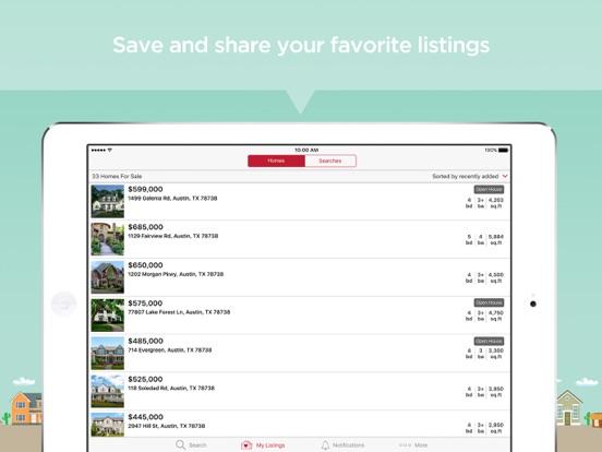 Realtor.com Real Estate, Homes Скриншоты11