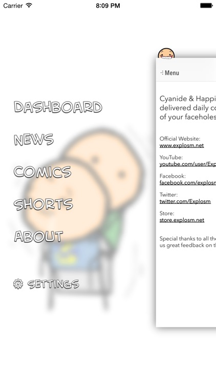 Cyanide and Happiness screenshot-3