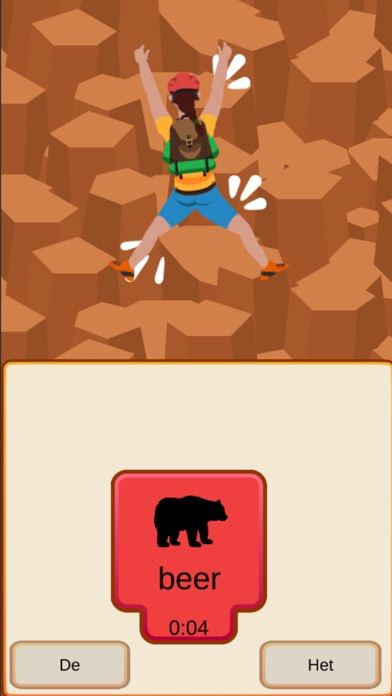 Alpinist Babbel 1 Screenshot on iOS