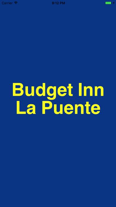 点击获取Budget Inn