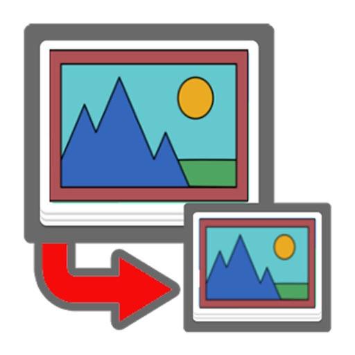 Photo Pixel Resizer