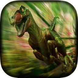 Jurassic Raptor Runner