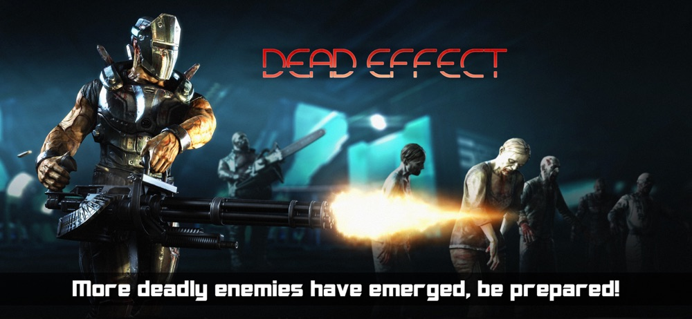Dead Effect: Space Zombie RPG Cheat Codes