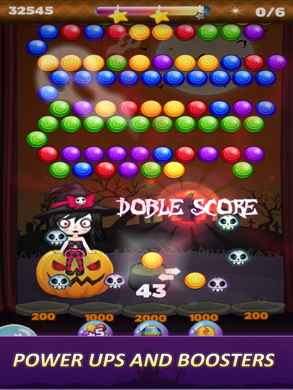 Halloween Games Witching Hour Скриншоты9