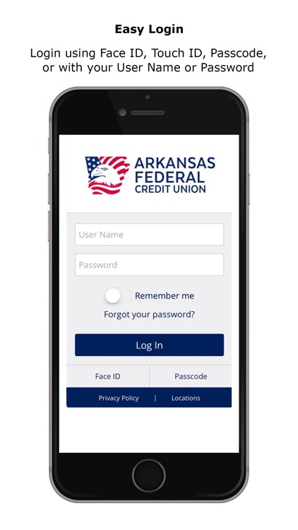 Arkansas FCU Mobile Banking
