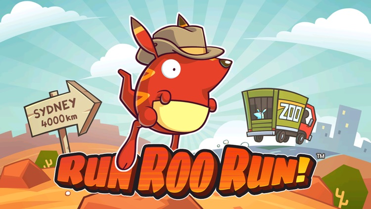 Run Roo Run screenshot-0