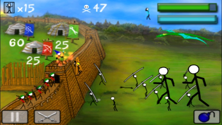 StickWars screenshot-2