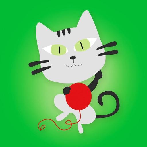 lovely Cats Sticker