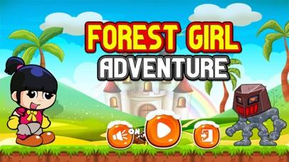 Forest Girl Adventure PRO Screenshot 1