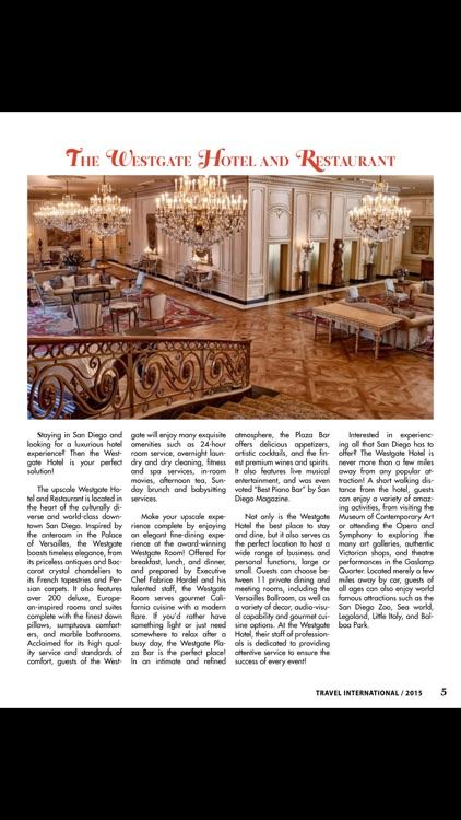Travel International Magazine screenshot-4