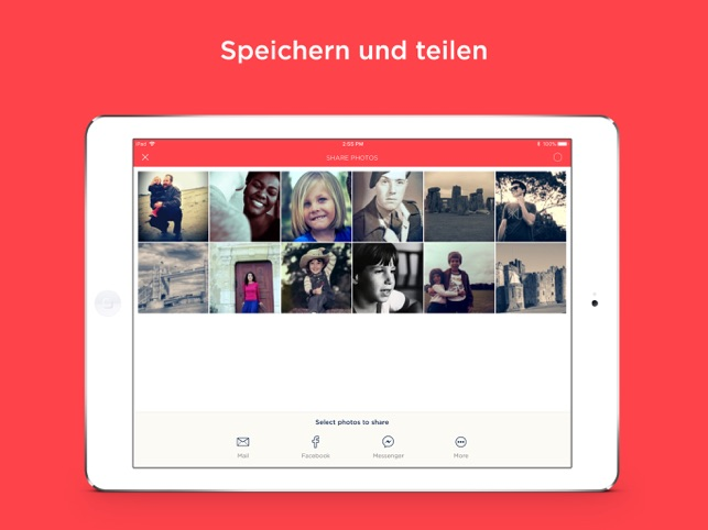 Fotoscanner Plus Screenshot
