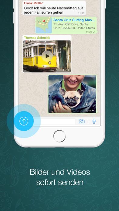 Herunterladen WhatsApp Messenger für Android