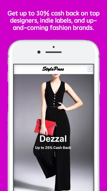 StylePass-Cashback Shopping Clothes, Shoes, Beauty