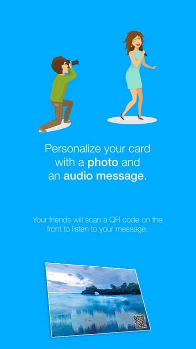 SoundCard, Postcard with Sound app image