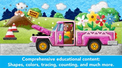 Learning Cars Educational Games for Preschool Kids screenshot three