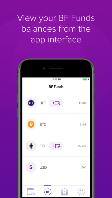 BF Wallet: Bnk To The Future screenshot four