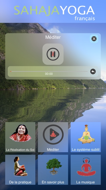 SahajaYoga-Meditation-français screenshot-0