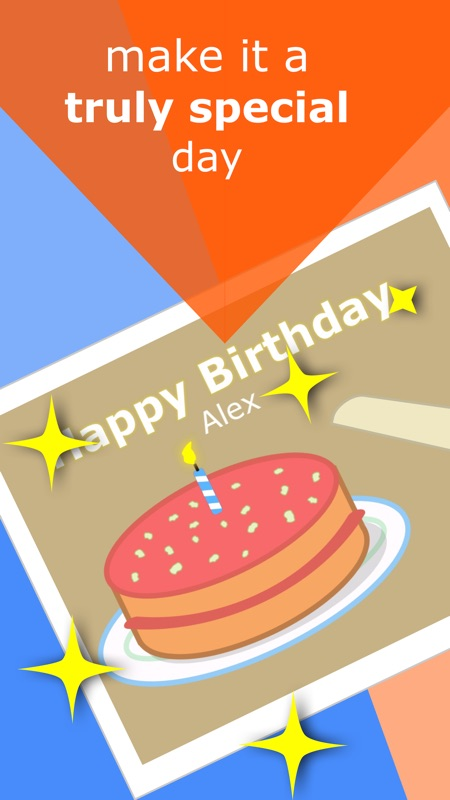 Happy Birthday Music Card App - Online Game Hack and Cheat