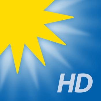 WeatherPro voor iPad