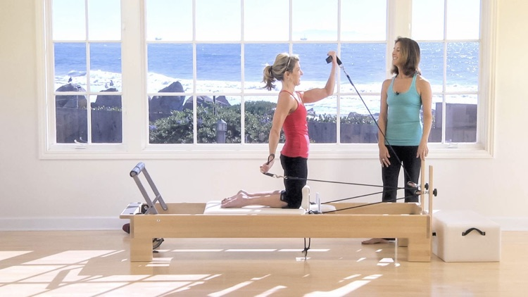 Pilates Reformer Expert screenshot-4