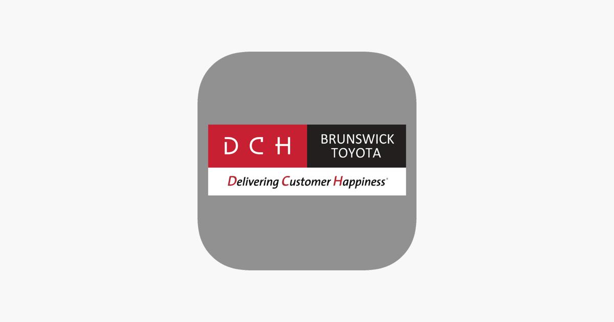 DCH Brunswick Toyota Na App Store