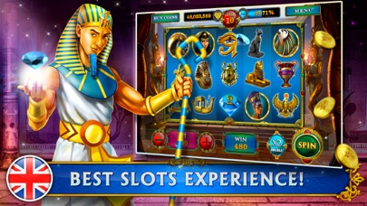 Fruit Machine - Pharaoh's Slot 1.11 IOS
