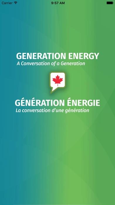 点击获取Generation Energy Forum