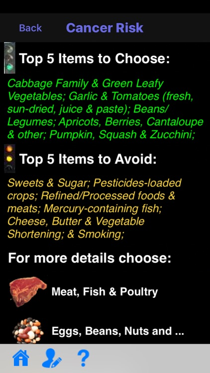 Cancer Prevention screenshot-4