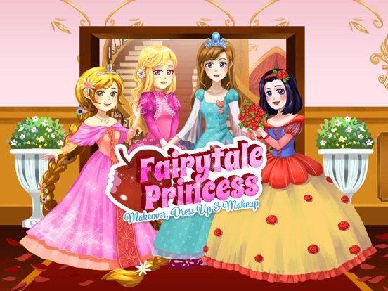 Fairytale Princess - Makeover, Dress Up & Makeup screenshot 6