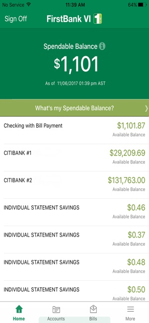 first bank vi mobile app