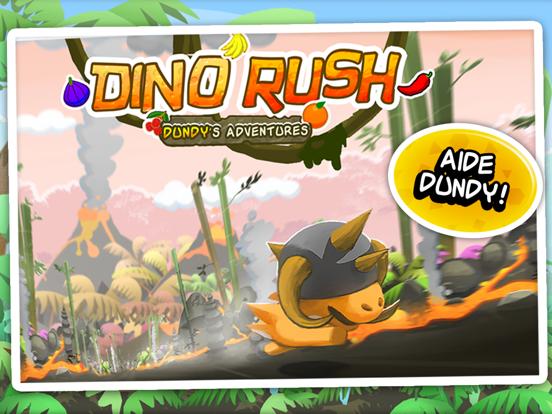 Screenshot #4 pour Dino Rush