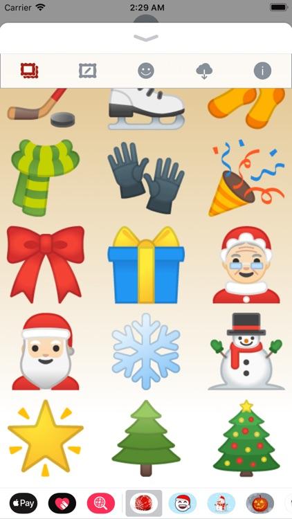 Christmas Ornaments • Stickers screenshot-8