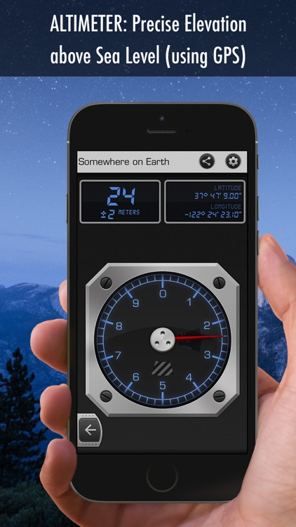 Compass 12: GPS Magnetic North