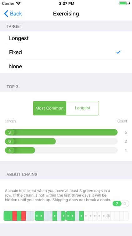 Way of Life - Habit Tracker screenshot-7