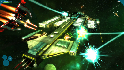 Screenshot from Star Horizon