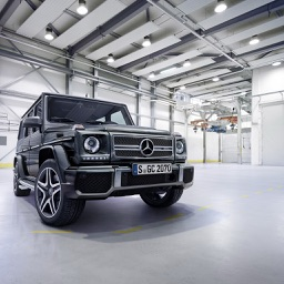 HD Car Wallpapers - Mercedes G Series Edition