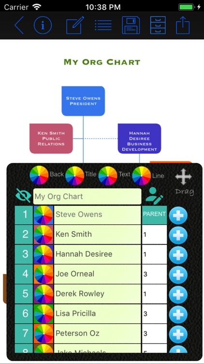 Org Chart Maker App By Iw Technologies Llc