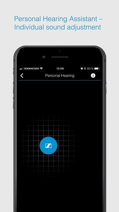 Sennheiser MobileConnect screenshot four