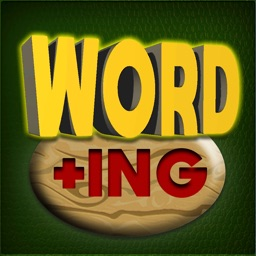 Word +ing: 7 word puzzle games